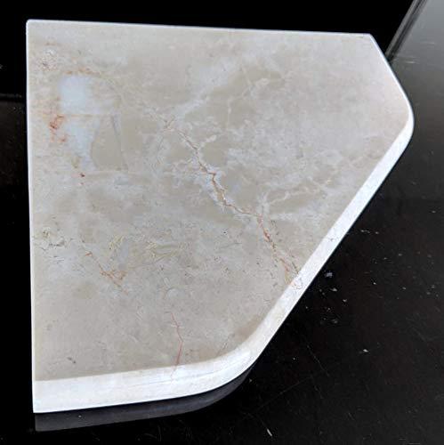 New! - Shower Marble Corner Shelf - 8