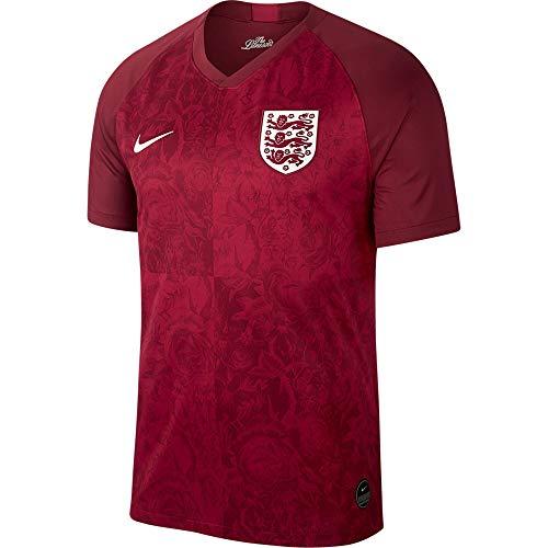 Nike 2019 England Stadium Away Jersey (Team Red) (L)