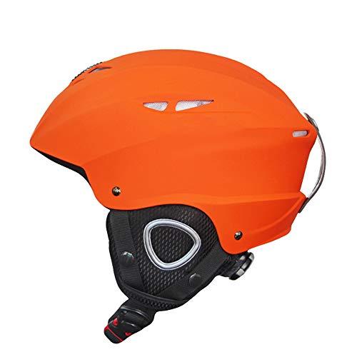 AjAC Outdoor-paardrijhelm geïntegreerde vorm, lichtgewicht, verstelbare draagbare ventilatie, goede uitrusting, fiets, mountainbike, volwassenen sporthelm warme muts skiën