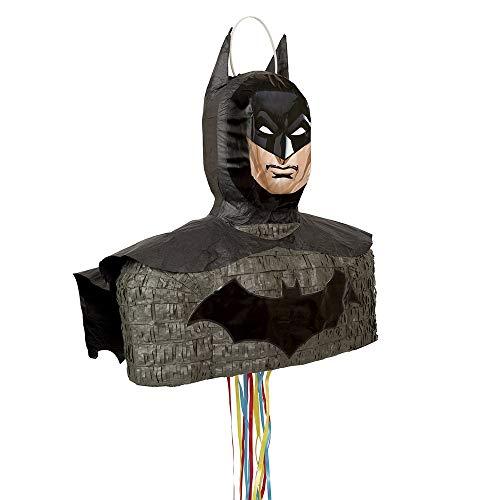 Decoración para fiesta de Batman