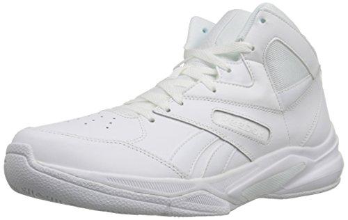 Reebok Men's PRO Heritage 2-M, White/White/White, 6.5 M US