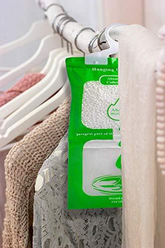 151 Products LTD Luftentfeuchter für Kleiderschrank, 6 Stück