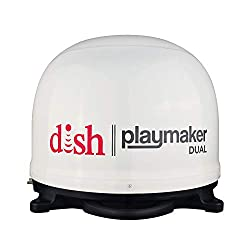 top rated Winegard PL-8000 White Dish Playmaker (HD-RV antenna with 2 satellites, 2 receivers, … 2021