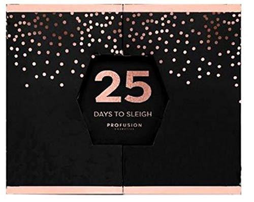 Profusion Cosmetics XMAS'20 Calendario de Adviento, 25 días