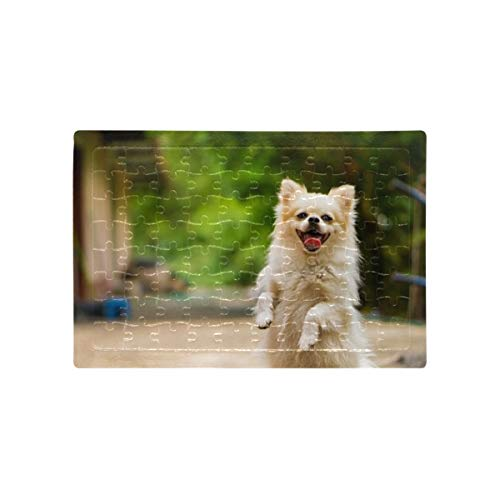 Jigsaw Puzzles Happy Dog Kids Adult Piece Jigsaw Puzzle Educational Intellectual Decompressing Fun Family Game