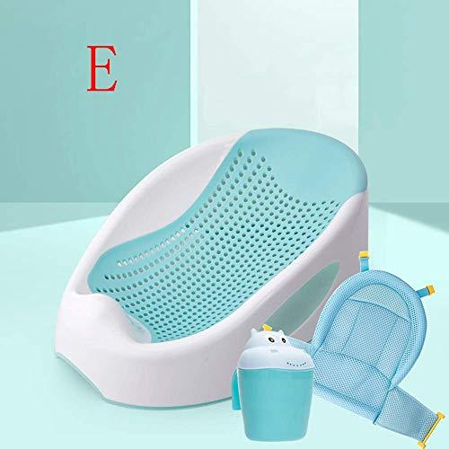 ZXL badstoel voor kinderen, licht en comfortabel mesh-douchestang - Soft Touch - geschikt voor baby's, kinderbadkamers