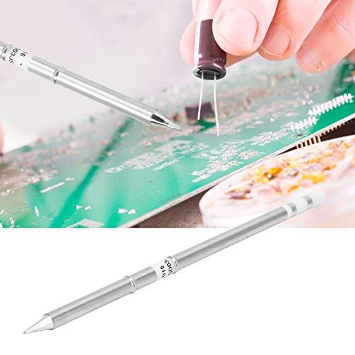 Puntas de soldadura, cabezal antiadherente para soldadura, accesorio de repuesto para la herramienta de puntas de soldadura