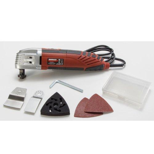 Venteo Coupe03 Vibrarazer Utensile Multifunzione, Rosso (Rot) 250W 230-240V 50HZ