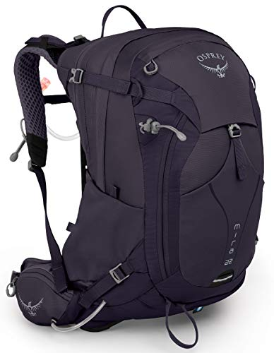 Osprey Packs Mira 22 Women's Hydration Pack, Celestial Charcoal, One Size