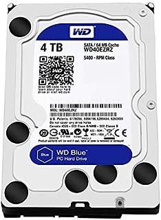 ウエスタンデジタル 【バルク品】3.5インチ 内蔵ハードディスク 4.0TBWesternDigital WD Blue WD40EZRZ-RT2