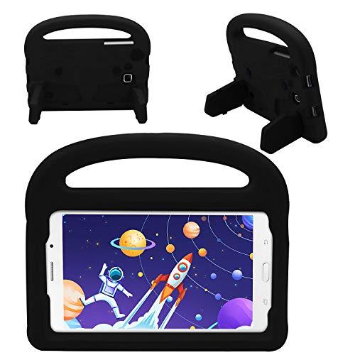 Funda EVA para Samsung Galaxy Tab A 7.0 SM T280/T285, funda de protección completa con mango y soporte para tablet [ligera] [a prueba de golpes]