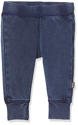 Imps & Elfs Baby-Unisex U Pants Hose, Blau (Indigo Blue Dyed P360), (Herstellergröße: 62)