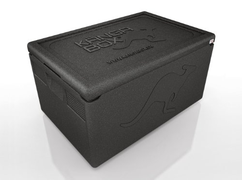 KÄNGABOX®Professional GN 1/1 (schwarz)
