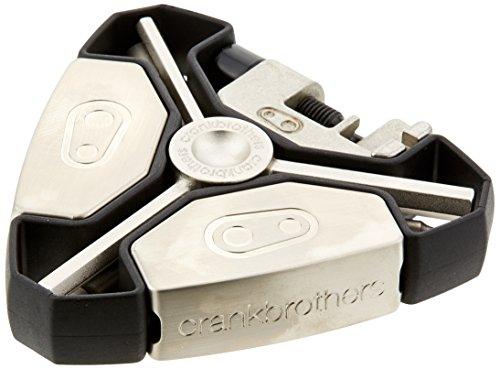 Crankbros. Crankbrothers Y-15 Multitool, black/silver