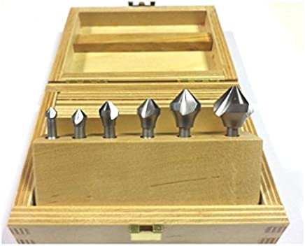 Bit Kegelsenker Set 6,3 8,3 10,4 12,4 16,5 20,5 20,5 20,5 mm DIN 335 C 90° B01N8RVTFS | Toy Story  55b20e