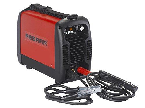 ABSAAR AB-TIG160A Wig Schweißgerät 160 Ampere, Rot