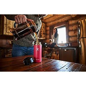 Hydro Flask Stainless Steel Coffee Travel Mug - 16 oz, White