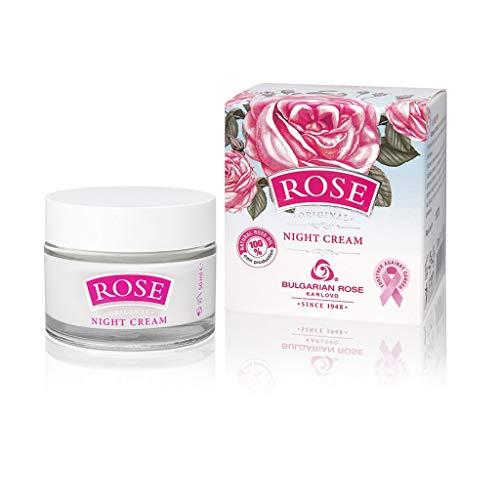 Rose Original Night Cream by Bulgarian Rose 50 ml