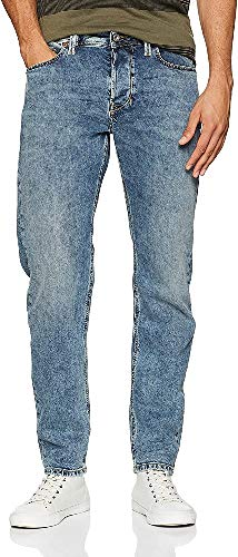 Diesel Herren Larkee-BEEX Straight Jeans, Blau (Blau 01), W32/L32