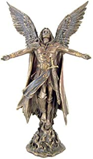 Ascending Angel Statue Sculpture 11