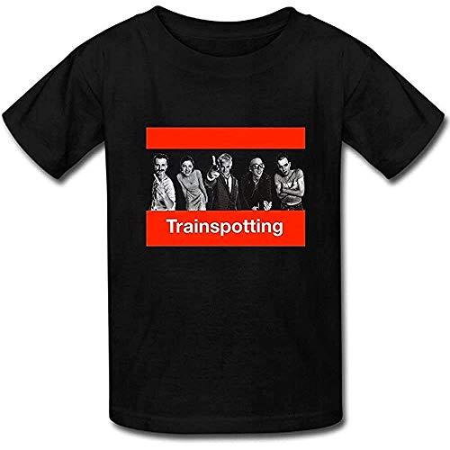 OF Am Booster Men's Custom Trainspotting T Shirt Cotton SHT Sleeve Shirts f Men