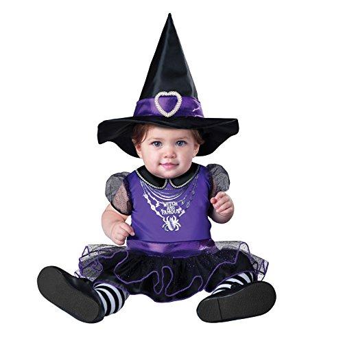 Sorcière et célèbre Infant Costume de déguisement 6-12 mois pour 18-23 Mois