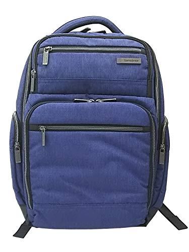 SAMSONITE サムソナイト Modern Utility Double Shot Backpack モダンユーティリティ ダブルショットバッグパック リュック 89574-0661 Vintage Navy  [並行輸入品]
