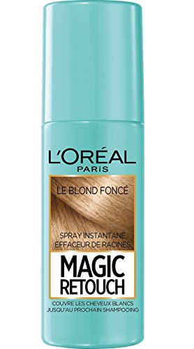 L'Oréal Paris Magic Retouch Spray Retouche Racine Instantané Blond Foncé 75 ml