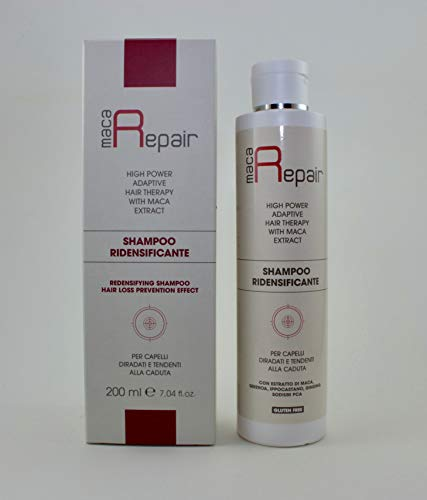 Maca Repair Shampoo Ridensificante - 200 ml