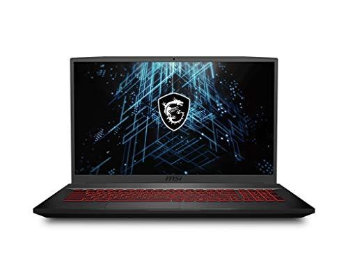 CUK GF75 Thin by MSI 17 Inch Gaming Laptop (Intel Core i7, 8GB RAM, 512GB NVMe SSD, NVIDIA GeForce RTX 3060 6GB, 17.3
