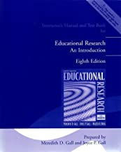 Instructor's Manual and Test Bank for Educational Research: An Introduction