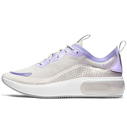 Nike Air Max Dia Se - Camiseta de manga corta para mujer, color Blanco, talla 38 EU