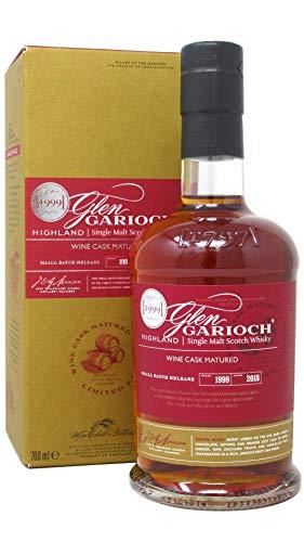 Glen Garioch - Wine Cask Matured - 1999 Whisky