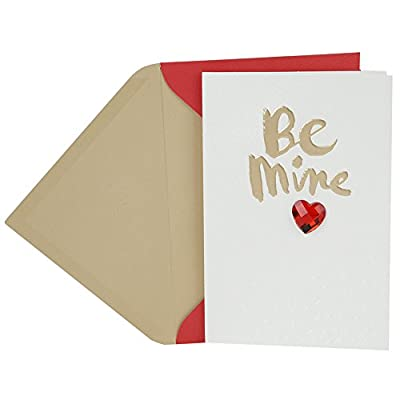Hallmark Valentines Day Greeting Card for Romantic Partner