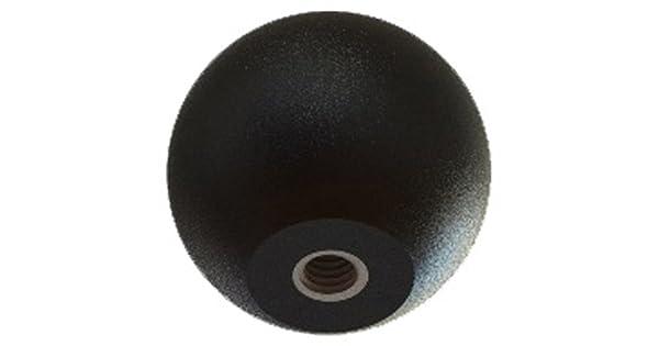 Pack of 10 Innovative Components AN4C-B4S21 1.50 Ball knob 1//4-20 steel zinc insert soft touch AN4C----B4S--21