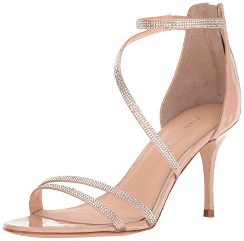 Ivanka Trump Women's Genese2 Heeled Sandal, Light Natural, 8.5 Medium US