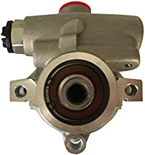 DRIVESTAR 20-607 Power Steering Pump for 1999-2004 Jeep Grand Cherokee 4.0L 4.7L, OE-Quality Power Steering Pump Grand Cherokee 1999 2000 2001 2002 2003 2004