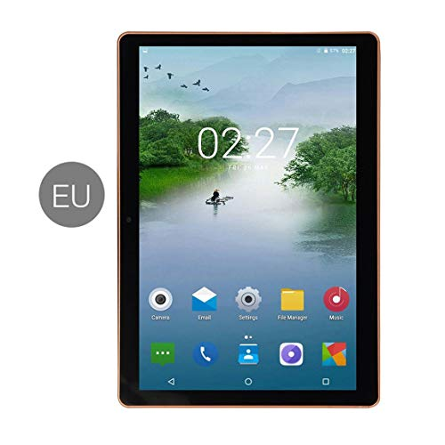 SeniorMar Écran 11 pouces IPS Android 8.0 Ten Core Tablet Pc 1 + 8G Double fente pour Carte Sim 3G Appel téléphonique Avec GPS FM