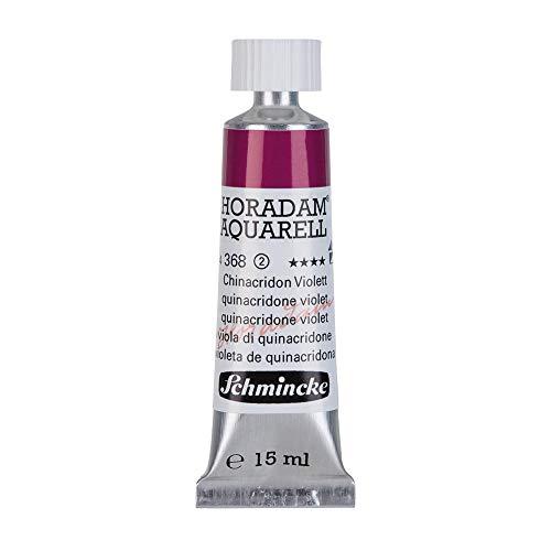Schmincke Horadam Watercolor 15 ml Tube - Quinacridone Violet