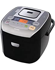 アイリスオーヤマ 圧力IH炊飯器 一升 10合 圧力IH式 31銘柄炊き分け機能 極厚火釜 大火力