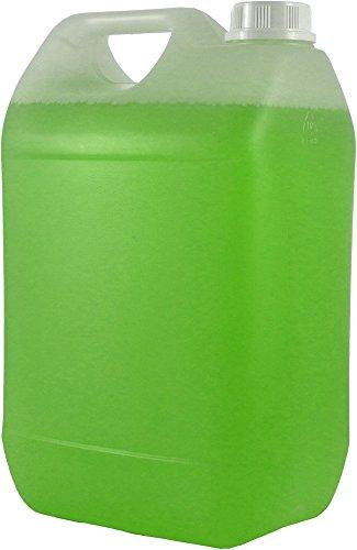 Hair & Body Shampoo exotisch 2x5 Liter Kanister (grün) - Qualität aus Thüringen