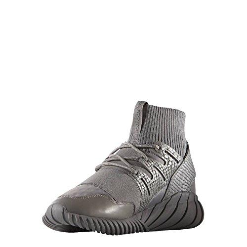 Adidas Tubular Doom - chsogr/metsil/metsil, Größe:8