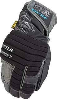 Mechanix Wear Winter Impact Gloves (Medium, Black/Grey)