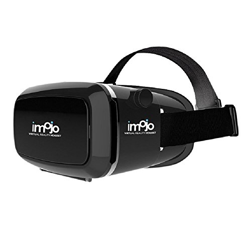 Virtual Reality VR Box 3D Glasses VR Headset VR Goggles For Mobile Video Games Watch 3D Movies 360° Videos Compatible With 4-6 inch Phones iPhone Android Universal Phone