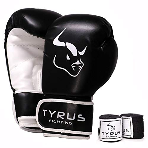 Fighting Boxhandschuhe für Kampfsport Training | Boxhandschuhe Sparring für Boxen, MMA, Kickboxen, Muai Thai | Boxing Gloves (10oz, 12oz, 14oz)