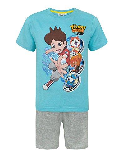 Yo-Kai Ver Personajes Pijamas de niño (3 Years