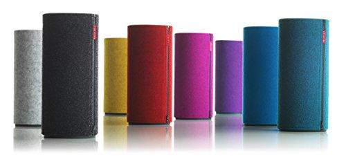 Libratone ZIPP Wireless Lautsprecher mit 3 Woll-Covern (integr. Akku, AirPlay, DLNA, PlayDirect) Funky Collection