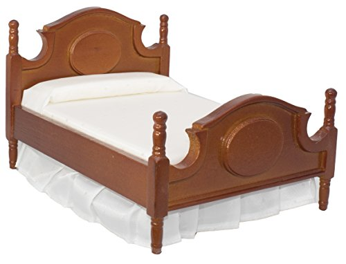 """Inusitus Dollhouse Queen Bed 