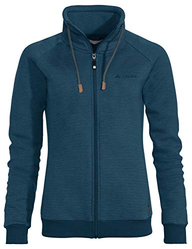 VAUDE Womens Torone Jacket II, 36 Damen, Baltic sea