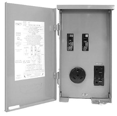 Connecticut Electric - CESMPSC41GRHR - Outdoor Power Outlet, 120V, 30A